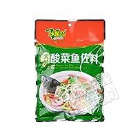 味聚特 大片酸菜魚佐料300g 中華食材調味料・中国名物