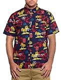 Hawaiian Sport Shirt/ハワイアン・スポーツシャツ ステューシー画像②
