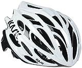 KASK(カスク) ヘルメット MOJITO WHT/BLK L ヘルメット・サイズ:59-62cm