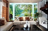 Lwcxカスタム3dローマ列3d風景壁画壁紙ホーム装飾フォト壁壁画壁紙の寝室 FEAF565215