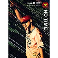"""Jun.K(From 2PM)Solo Tour 2018""""NO TIME"""""""