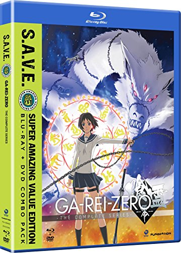 Garei Zero: The Complete Series S.A.V.E. (Blu-ray/DVD Combo)