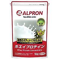 アルプロン トップアスリートシリーズ ホエイプロテイン100 抹茶