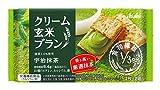 アサヒグループ食品 クリーム玄米ブラン宇治抹茶 72g×6袋