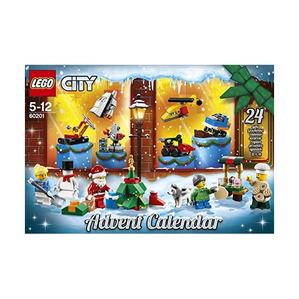 レゴ シティ 2018 アドベントカレンダー...の紹介画像5