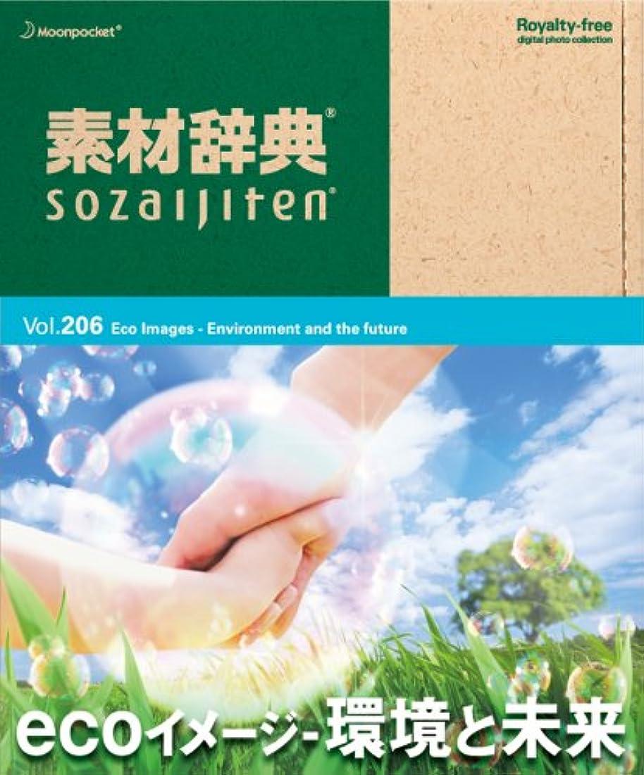 不器用インドくさび素材辞典 Vol.206 ecoイメージ~環境と未来編