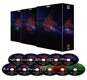宇宙船レッド・ドワーフ号 シリーズ1~8 完全版 Blu-ray BOX