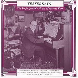 Music of Jerome Kern