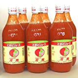 トマトジュース 北海道 下川町 とまとジュース ふるさとの元気 500ml×30本(500ml×10本×3箱) 送料無料