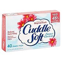 SUN Cuddle Soft カドルソフト(柔軟シート) オリジナルフレッシュ 40枚入り