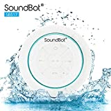 Best soundbotカメラ - SoundBot SB517 IPX7 Water-Proof Bluetooth Speaker (Blue/White) [並行輸入品] Review