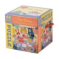 Tea Party Cube Puzzle