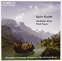Tveitt: Suite No. 4, Wedding Suite / Suite No. 5, Troll Tunes - (100 Folk Tunes from Hardanger) Op. 151 (2003-09-30)
