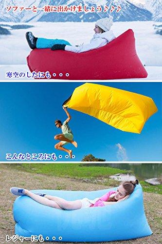 [해외]에어 소파 에어 매트 에어 침대 캠핑 야외 등산 페스 노숙 바캉스 페스티벌에 가져 가고 싶다! /Air sofa Air mat air bed camp Outdoor climbing festival I want to take a vacation festival!