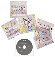 【Amazon.co.jp限定】WONDERFUL PALETTE [3形態コンプリート](オリジナルブロマイド3枚+早期購入特典座談会DVD付)