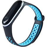 KOMI Band for Xiaomi Mi Band 3/Xiaomi 4 Band Smartwatch Wristbands Colorful Replacement Accessaries Straps for Smart Bracelet
