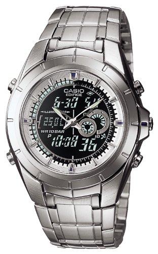 アナログ/デジタル コンビネーションモデル EFA-119DJ-1A7JF メンズ エディフィス(時計)