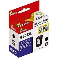 HP Deskjet 1000/2000/3000/1050/2050/3050のInkrite InkJetカートリッジ - ブラック