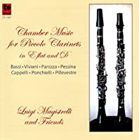 Chamber Music for Piccolo Clarinets