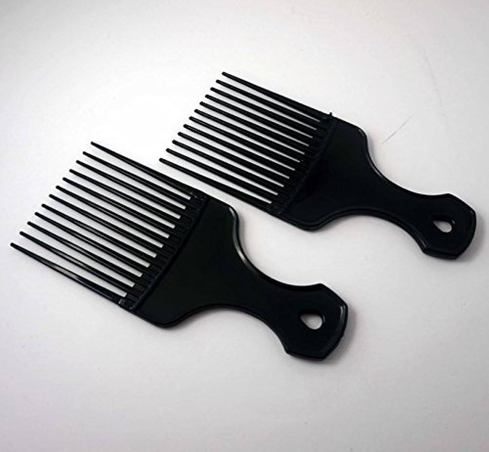 れる近代化住人7in Plastic Pick Comb [並行輸入品]
