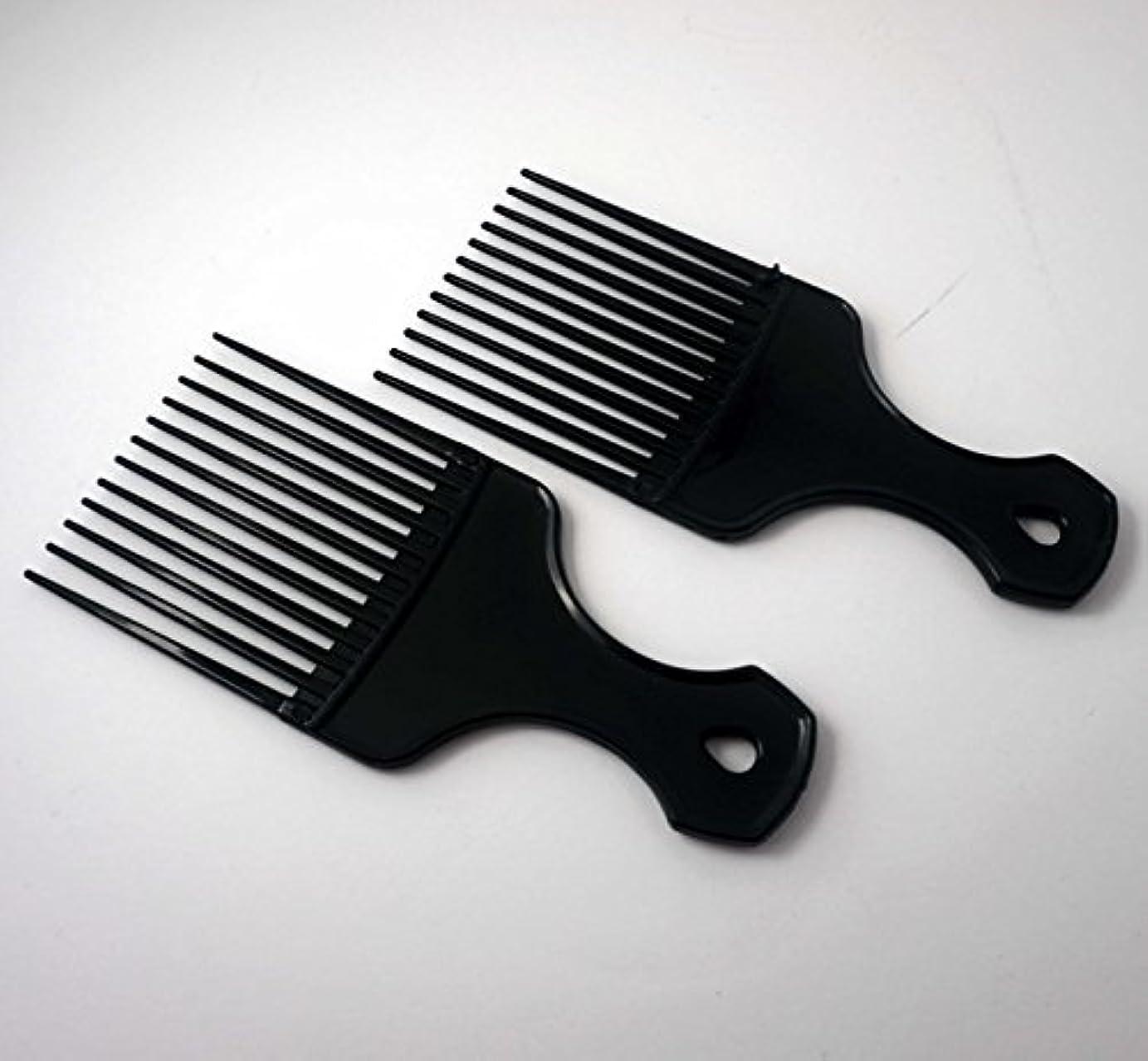 ロビーレベル平行7in Plastic Pick Comb [並行輸入品]