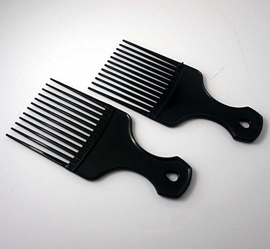 改善するサージ7in Plastic Pick Comb [並行輸入品]