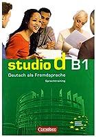 Studio d b1: deutsch als fremdsprache sprachtraining [並行輸入品]