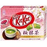 【日本土産】キットカット 桜抹茶 ミニ 3個入 ×2箱 kitkat ネスレ