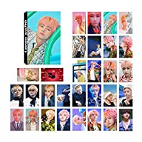 Youyouchard Kpop 30ピース BTS Love Yourself 結束バンド [回答] ロモカードバージョン 「S」/ 「E」/ 「L'/ 「F」 BTS 防弾少年団 写真カード J-Hope Jimin and a Sサイズ ギフト 1@$7:125(4551