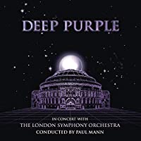 (with london Symphony Orchestra) Live At The Royal Albert Hall (4枚組アナログレコード / earMusic)