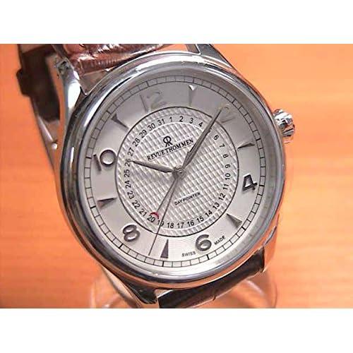 【REVUE THOMMEN】 【レビュートーメン 腕時計】 XLARGE DAY POINTER デイポインター メンズサイズ 10012.2532 自動巻き式