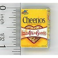 ドールハウスミニチュア有名Breakfast Cereal by Cindi 's Mini 's by Cindi 's Minis