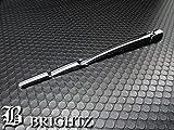 BRIGHTZ オデッセイ RC1 RC2 メッキリアワイパーアームカバー RC 1 2 オデッセー オデッセエ オデッセェ オデッセエー オデッセェー 15212