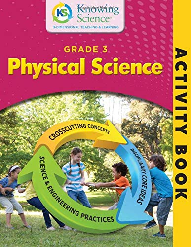 Download Grade 3 Physical Science Activity Book (BW) (Knowing Science Activity Books) 1986352307