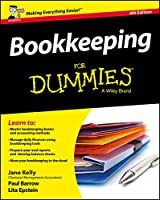 Bookkeeping For Dummies (For Dummies (Business & Personal Finance))