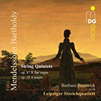 STRING QUINTETS OP.87 & O