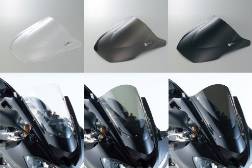 ZERO GRAVITY(ゼログラビティ) 風防 スクリーン SRタイプ スモーク NINJA 400R 11-12/NINJA 650R 09-11/ER-6F 42624 2020402
