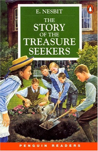 *STORY OF TREASURE SEEKERS         PGRN2 (Penguin Readers Level, 2)の詳細を見る