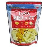 藤沢商事 ミックス果物チップス 100g×10袋