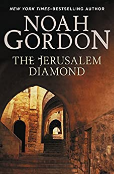 The Jerusalem Diamond by [Gordon, Noah]
