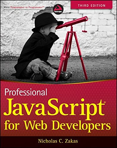Professional JavaScript for Web Developers (Wrox Professional Guides)の詳細を見る