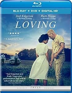 Loving (Blu-ray + DVD + Digital HD)