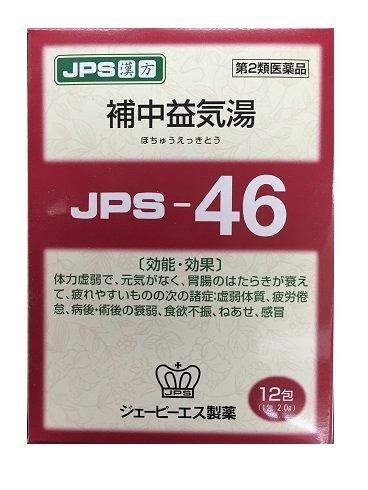 (医薬品画像)JPS漢方顆粒−46号