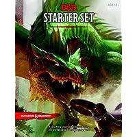 Dungeons & Dragons Starter Set: ダンジョンズ&ドラゴンズ スターターセット Fantasy D&D Roleplaying Game 5th Edition [並行輸入品]