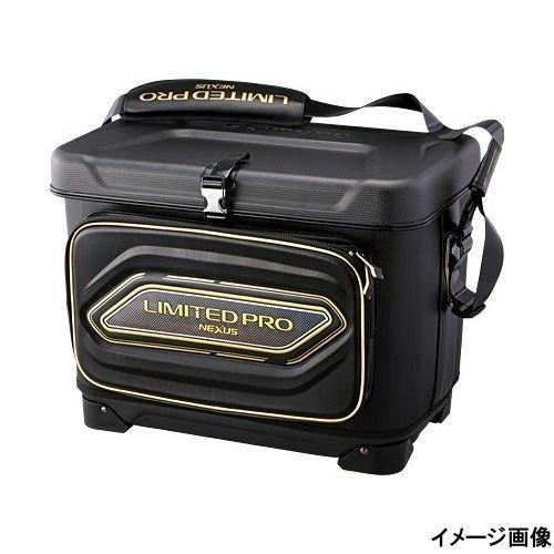 シマノ 磯バッグ ISO COOL リミテッドプロ 45L リミテッドブラック BA-112N