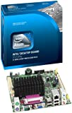 Intel M/B Essential mini-ITX DDR3-800 GMA3150 VGA GbE LAN PCI x1 BOXD525MW