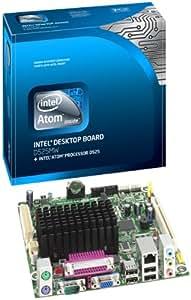 Intel M/B Essential mini-ITX DDR3-800 GMA3150 VGA GbE LAN PCI x1 BOXD525MW