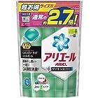アリエール 洗濯洗剤 液体 リビングドライジェルボール 詰替用 超お得サイズ 940g (48個入り)
