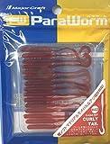 メジャークラフト ワーム パラワーム カーリーテール #42 PW-CURLY #44 IKANAGO