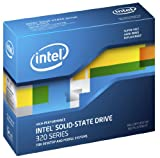 Intel SSD 320 Series(Postville-Refresh) 2.5inch MLC 9.5mm 120GB ResellerBOX SSDSA2CW120G3K5
